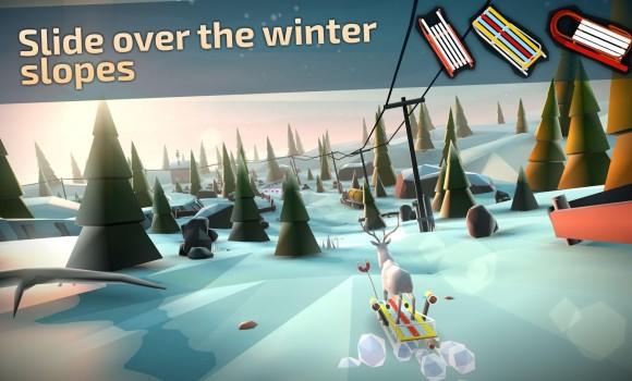 Animal Adventure: Downhill Rush Ekran Görüntüleri - 1
