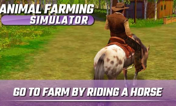 Animal Farming Simulator Ekran Görüntüleri - 1