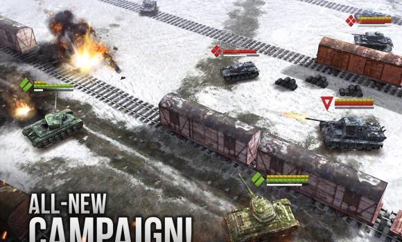 Armor Age: Tank Wars Ekran Görüntüleri - 1