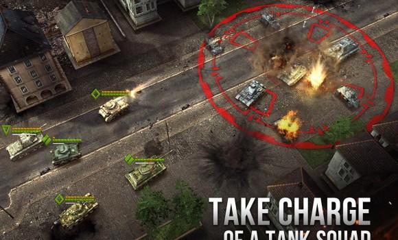 Armor Age: Tank Wars Ekran Görüntüleri - 2