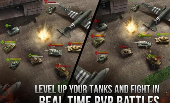 Armor Age: Tank Wars Ekran Görüntüleri - 3