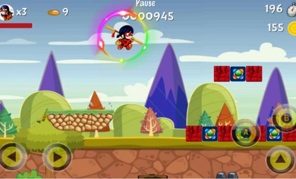 Babybug Super Jump Rush Ekran Görüntüleri - 1