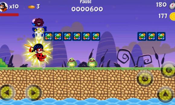 Babybug Super Jump Rush Ekran Görüntüleri - 2
