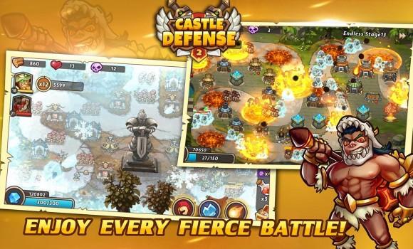 Castle Defense 2 Ekran Görüntüleri - 1