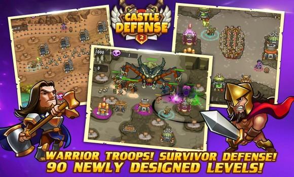 Castle Defense 2 Ekran Görüntüleri - 2