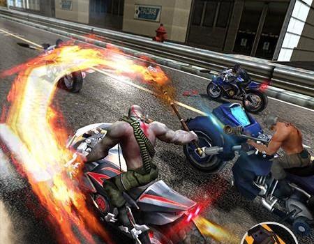 Çılgın Motorcu Ekran Görüntüleri - 3