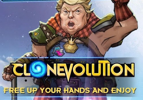 Clone Evolution Ekran Görüntüleri - 1