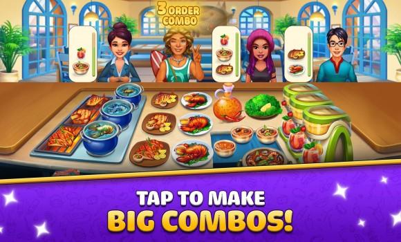 Cook It! Chef Restaurant Cooking Game Ekran Görüntüleri - 1