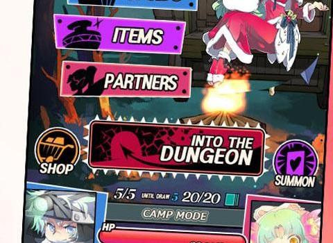 Dungeon&Girls: Card RPG Ekran Görüntüleri - 2