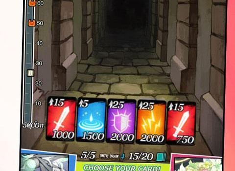 Dungeon&Girls: Card RPG Ekran Görüntüleri - 3