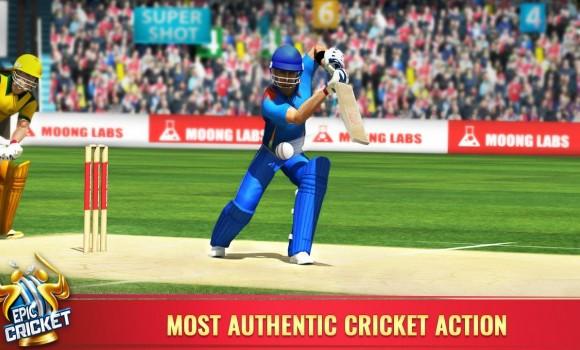 Epic Cricket Ekran Görüntüleri - 1