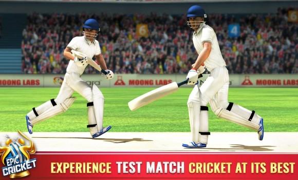Epic Cricket Ekran Görüntüleri - 2