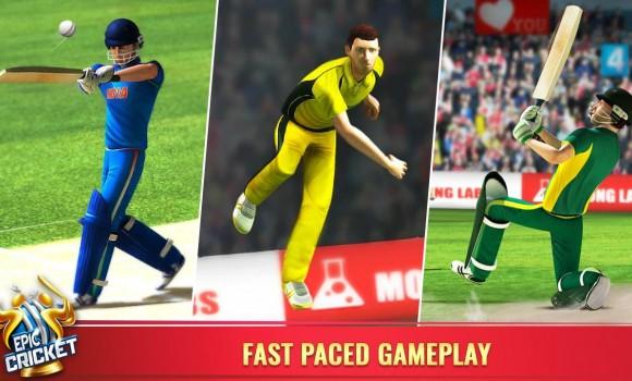 Epic Cricket Ekran Görüntüleri - 3