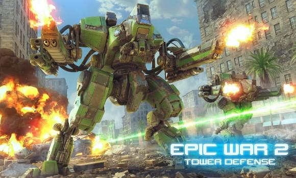 Epic War TD 2 Ekran Görüntüleri - 1