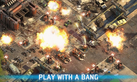 Epic War TD 2 Ekran Görüntüleri - 2