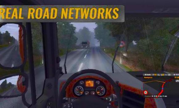Europe Truck Simulator Ekran Görüntüleri - 1