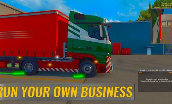 Europe Truck Simulator Ekran Görüntüleri - 2