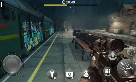 Fatal Target Shooter Ekran Görüntüleri - 1