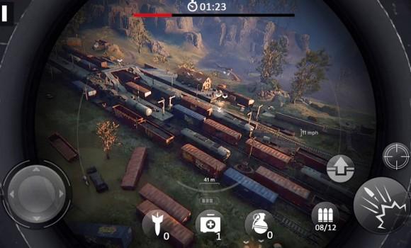 Fatal Target Shooter Ekran Görüntüleri - 2