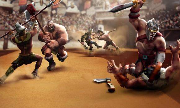 Gladiator Heroes Clash Ekran Görüntüleri - 1