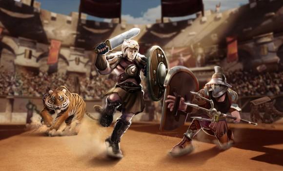 Gladiator Heroes Clash Ekran Görüntüleri - 3