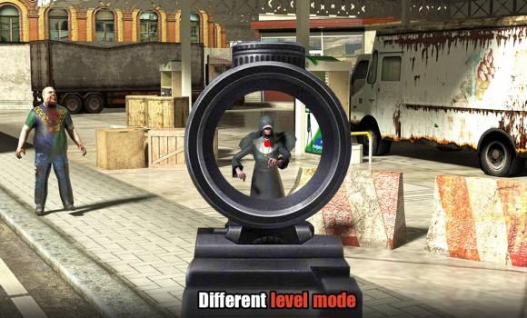 Hopeless Raider-Zombie Shooting Games Ekran Görüntüleri - 2