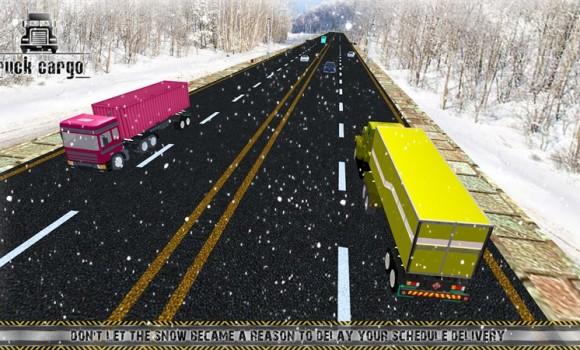 Inter City Truck Cargo Forklift Driver Simulator Ekran Görüntüleri - 1