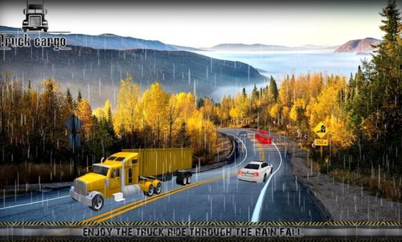 Inter City Truck Cargo Forklift Driver Simulator Ekran Görüntüleri - 3