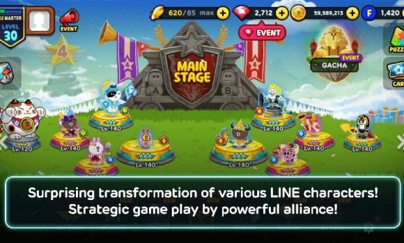 LINE Rangers Ekran Görüntüleri - 2