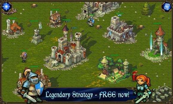 Majesty: Northern Kingdom Ekran Görüntüleri - 1