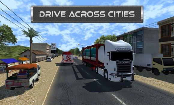 Mobile Truck Simulator Ekran Görüntüleri - 2