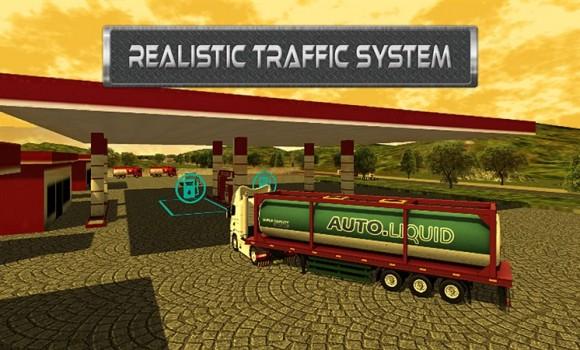 Mobile Truck Simulator Ekran Görüntüleri - 3