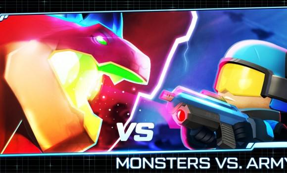 Monster Blasters Ekran Görüntüleri - 1