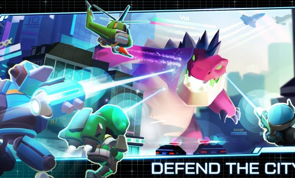 Monster Blasters Ekran Görüntüleri - 3