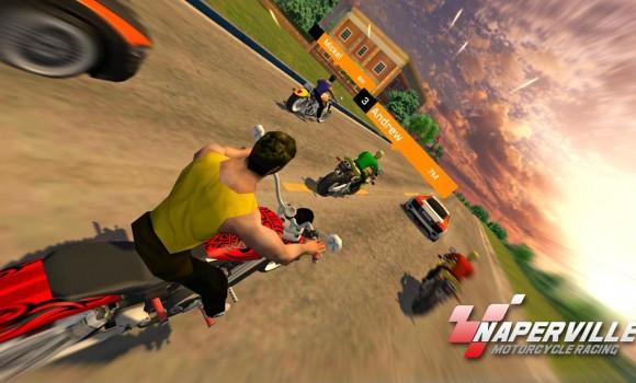 Naperville Motorcycle Racing Ekran Görüntüleri - 1
