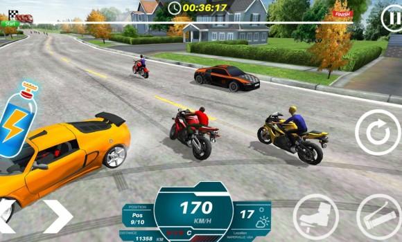 Naperville Motorcycle Racing Ekran Görüntüleri - 2