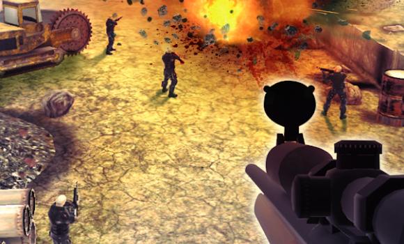 OneShot: Sniper Assassin Beta Ekran Görüntüleri - 1