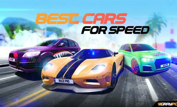 Race Pro: Speed Car Racer in Traffic Ekran Görüntüleri - 1