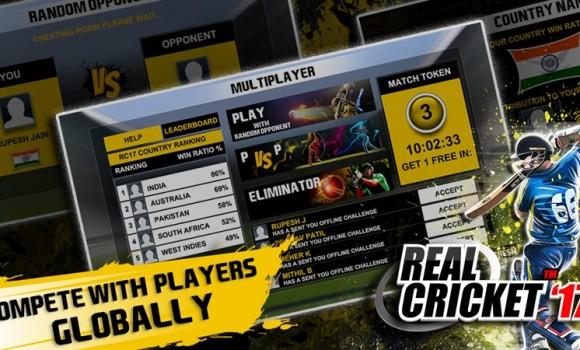 Real Cricket 17 Ekran Görüntüleri - 2