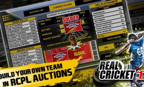 Real Cricket 17 Ekran Görüntüleri - 3