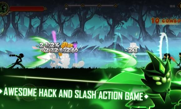 Stickman Shadow Heroes : Master Yi Warriors Ekran Görüntüleri - 1