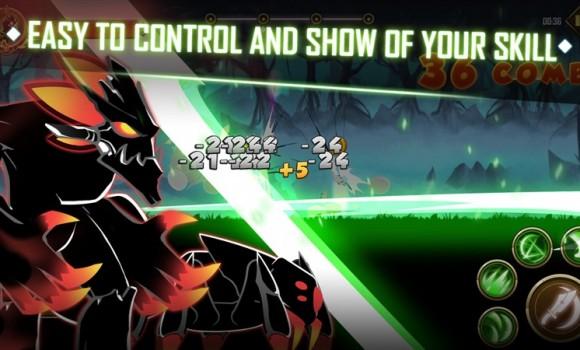Stickman Shadow Heroes : Master Yi Warriors Ekran Görüntüleri - 2