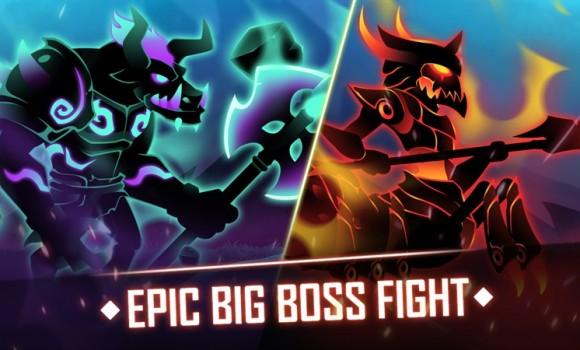 Stickman Shadow Heroes : Master Yi Warriors Ekran Görüntüleri - 3