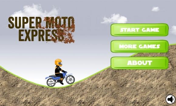 Super Moto Express Ekran Görüntüleri - 1