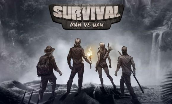 Survival: Man vs. Wild - Island Escape Ekran Görüntüleri - 1