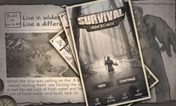 Survival: Man vs. Wild - Island Escape Ekran Görüntüleri - 2