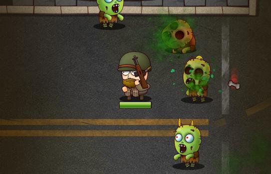 Survival Zombie Hunter Ekran Görüntüleri - 1