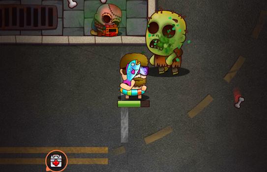 Survival Zombie Hunter Ekran Görüntüleri - 3