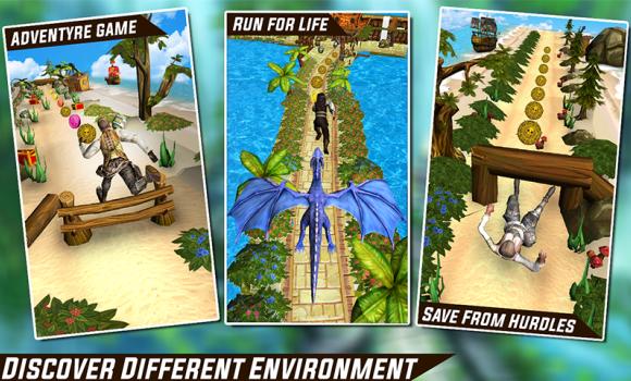 Temple Final Run - Pirate Curse Ekran Görüntüleri - 3