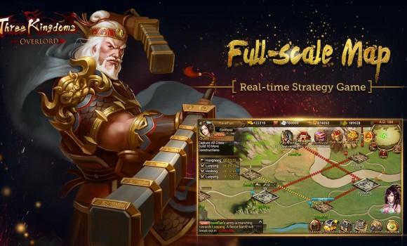 Three Kingdoms: Overlord Ekran Görüntüleri - 1